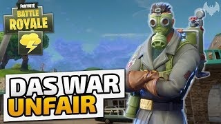 Das war unfair - ♠ Fortnite Battle Royale: Steady Storm ♠ - Deutsch - Dhalucard