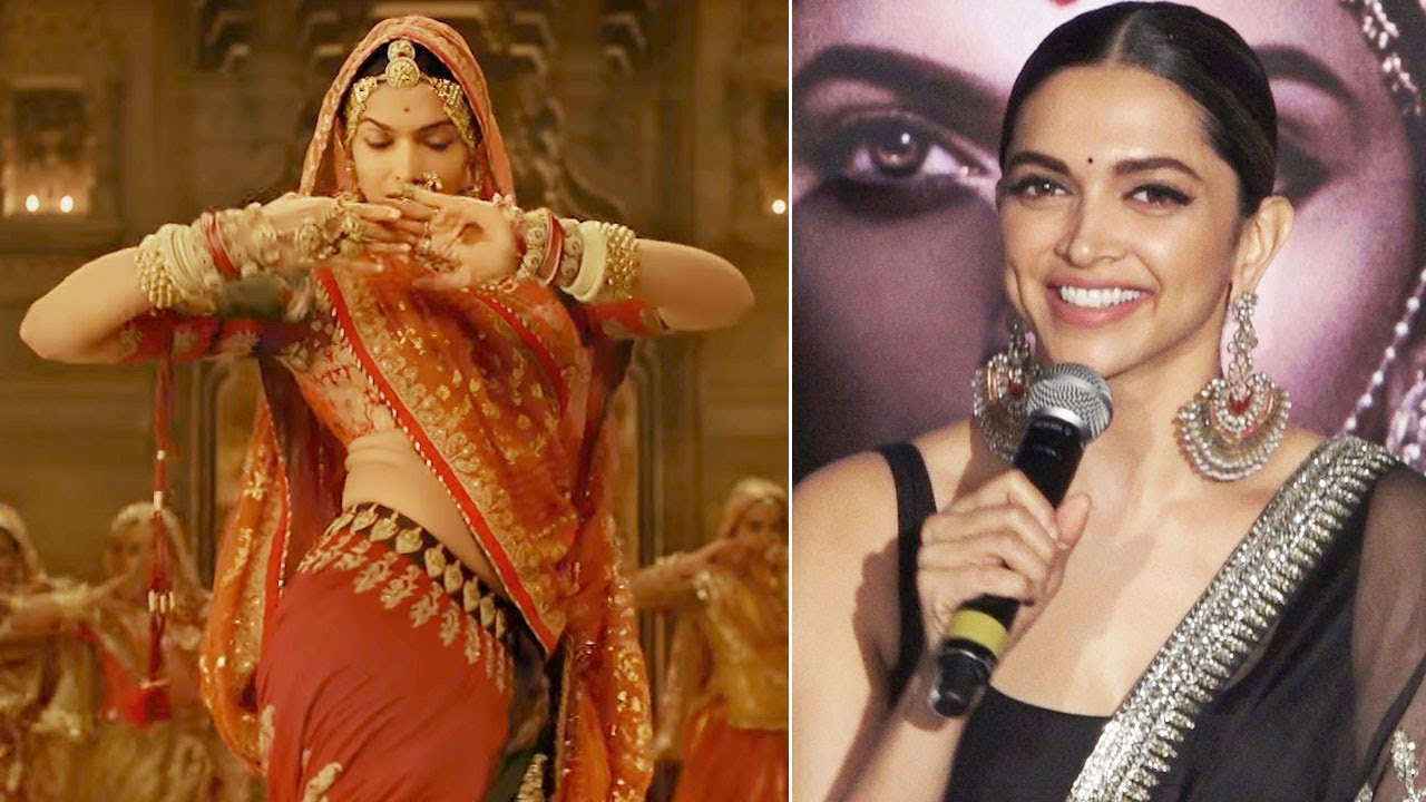 Deepika Padukone REACTS on Ghummar SONG RESPONSE - YouTube
