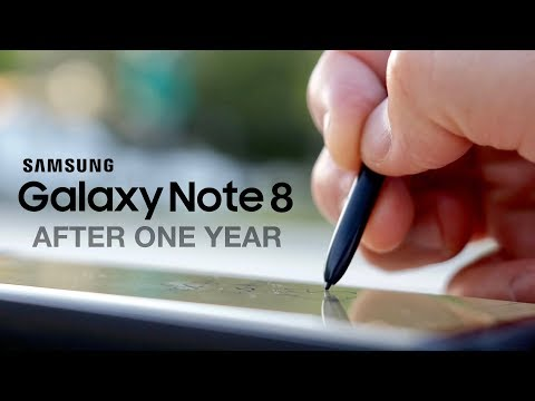 Galaxy Note 8 after One Year: Should You Buy the Note 9?
