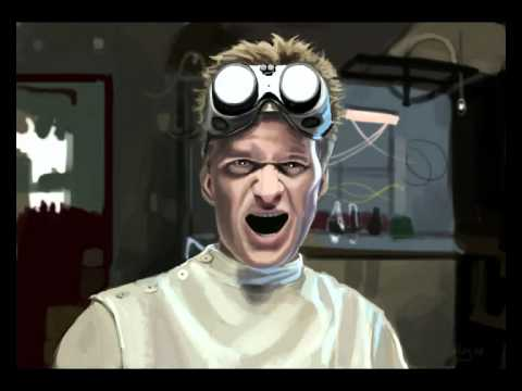 Dr Horribles Sing Along Blog - My Freeze Ray  \BEST QUALITY/