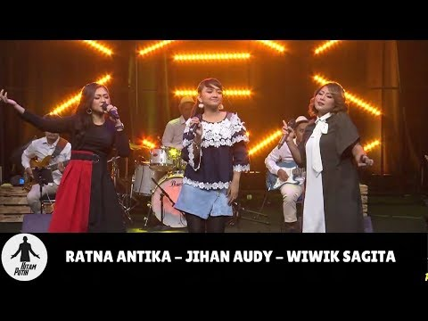 Ratna Antika, Jihan Audy, dan Wiwik Sagita | HITAM PUTIH (25/06/18) 4-4