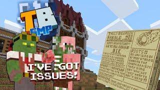 I got issues! - Truly Bedrock season1 #32 - Bedrock Edition Youtube Server