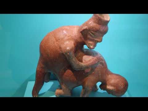 Semillas de Vida. La sexualidad de Occidente (erotic Mesoamerican pottery)