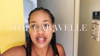 HOTEL CARAVELLE | ROOM TOUR | A LITTLE BEACH