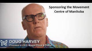 Sponsoring the Movement Centre of Manitoba