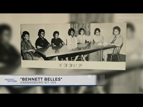 Bennett College students played key role in Greensboro sit-ins