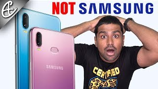 Samsung but NOT Samsung - What's Going On??? Galaxy A6s Explained!