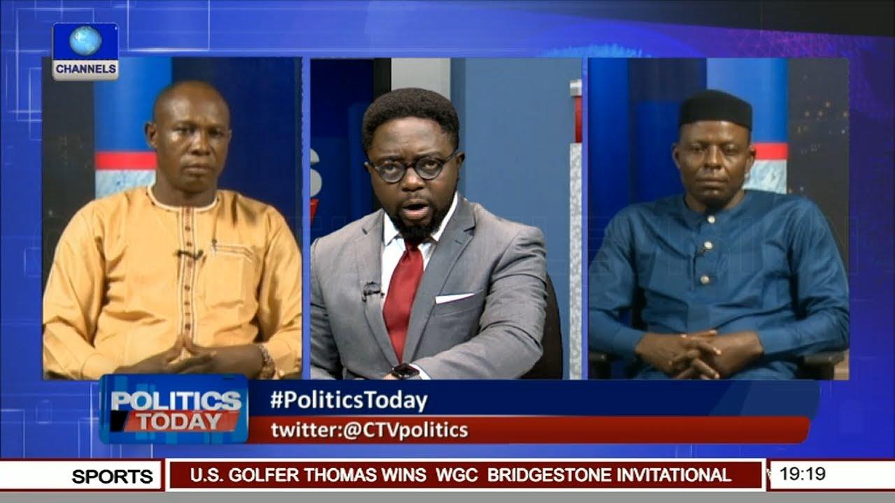 Mudslinging As APC,CUPP Spokesmen Face-off Over Defection, Boast Of 2019 Wins Pt.2 |Politics Today|