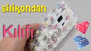 DIY - HOT SILICONE PHONECASE - SICAK SİLİKONDAN CEP TELEFONU KILIFI