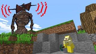 This Is Real BEST Siren Head VOICE In Minecraft?