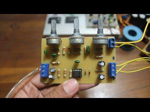 Cara Merakit Tone Control Mono #Amplifier_5