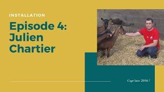 Episode 4 - Julien Chartier