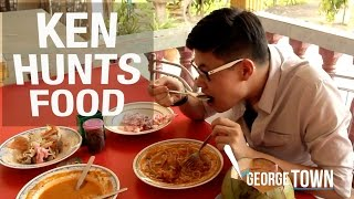 Ken Hunts Food • Chinese, Indian And Malaysian Flavors • George Town • Malaysia