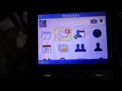 Facebook En Nokia E5