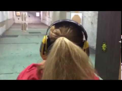 Valentina Shevcenko Shooting IPSC