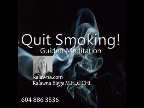Quit Smoking Guided Meditation