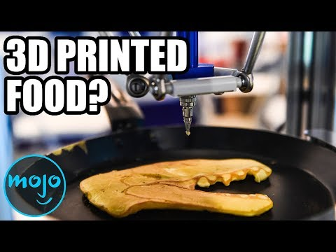 Top 10 Foods You'll Be Eating In The Future