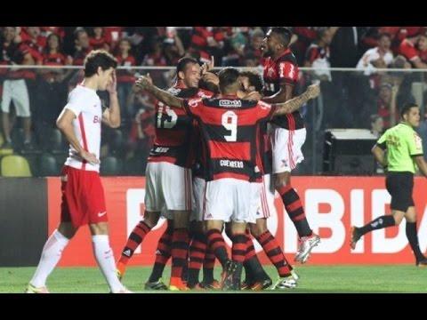 Flamengo 1 x 0 Internacional (29/06/2016)