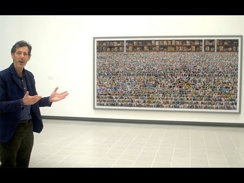 Andreas Gursky: 'I Pursue One Goal – The Encyclopaedia of Life'