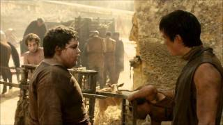 Game of Thrones - Arya Stark Handles Her Own