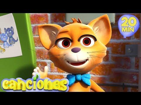 Un gato en un callejn (El SEOR DON GATO)  - Canciones Infantiles | LooLoo