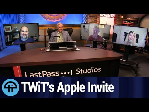 TWiT Invited to Apple Event