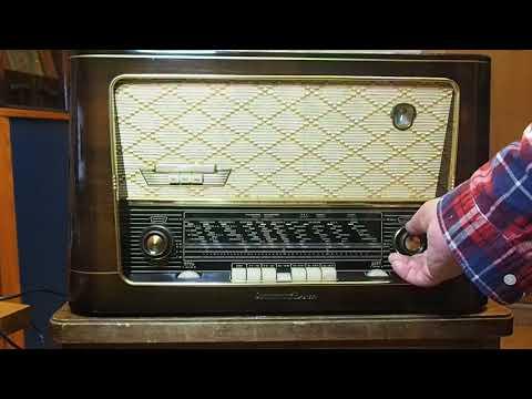 General-Radio T96, Vorstufensuper mit cadre incorporé