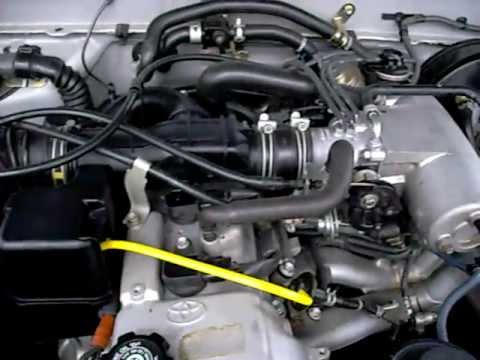 2005 Tundra Truck Wiring Diagrams Tacoma Egr Valve Air Filter Youtube