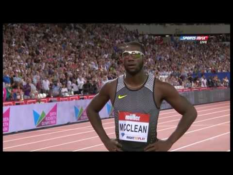 Usain Bolt Wins 200m at London Anniversary Games    Rio Olympics 2016 Trials