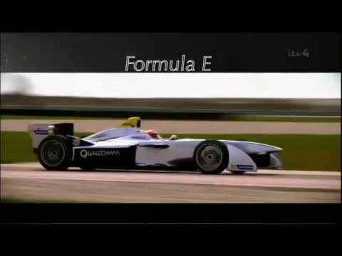 Motorsport on ITV4 in 2014