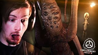 I AM EXTREMELY UNCOMFORTABLE RIGHT NOW. || SCP: Containment Breach (REMAKE)