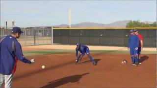 Extreme Baseball Infield Drills-Major League Fundamentals