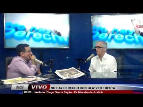 Glatzer Tuesta entrevista a Diego García Sayán