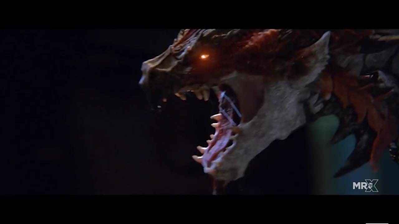 モンハン Monster Hunter Movie Footage Paul W S Anderson Youtube