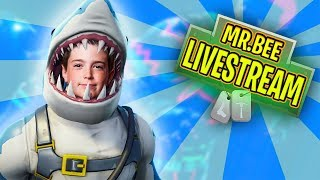 FORTNITE with H1GHSKY1 AND PAPA BEE!!