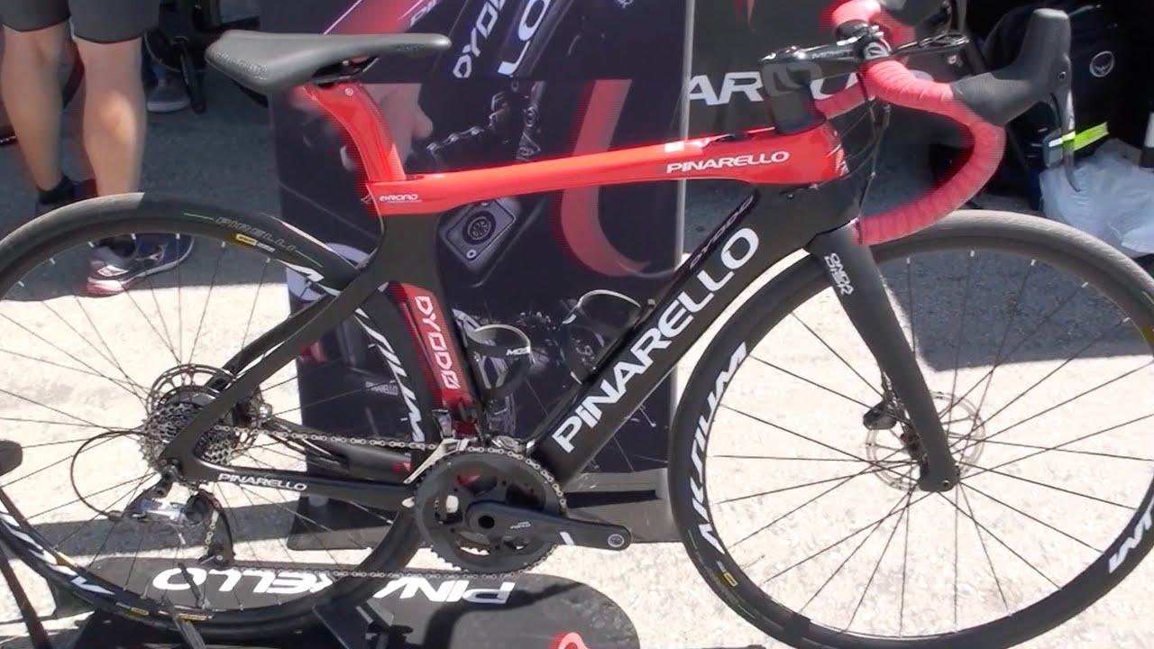 Electric Road Bike >> 27 5 Pound Pinarello Dyodo Electric Road Bike Electric Bike Report