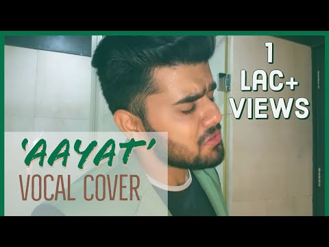 Aayat   Bajirao Mastani     Arijit Singh     Yashraj Kapil Vocal Cover