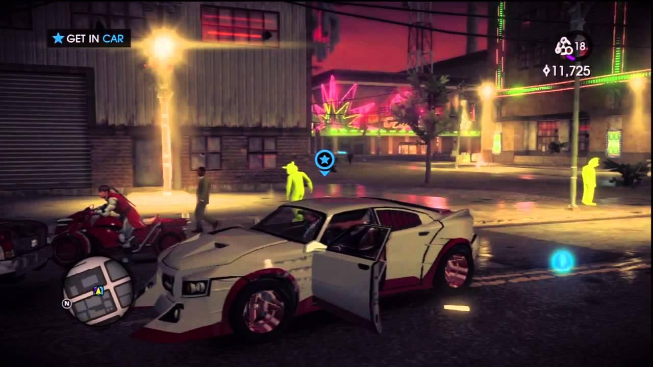 Saints Row 4 - Gameplay Walkthrough Part 11 (Saints Row IV ...