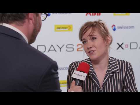 NZZ  X DAYS  2017: Linda Liukas