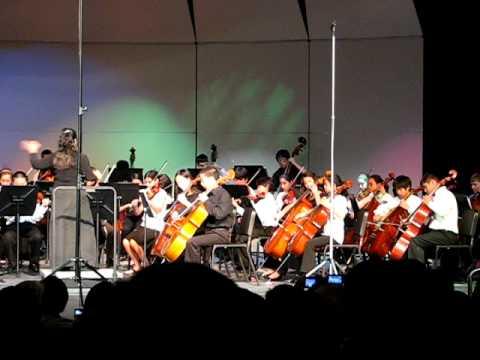 All Region XXV-Bach Orchestra -Hunting the Wild Beast