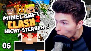 Minecraft CLASH 2 #06 ✪ BITTE NICHT STERBEN :(