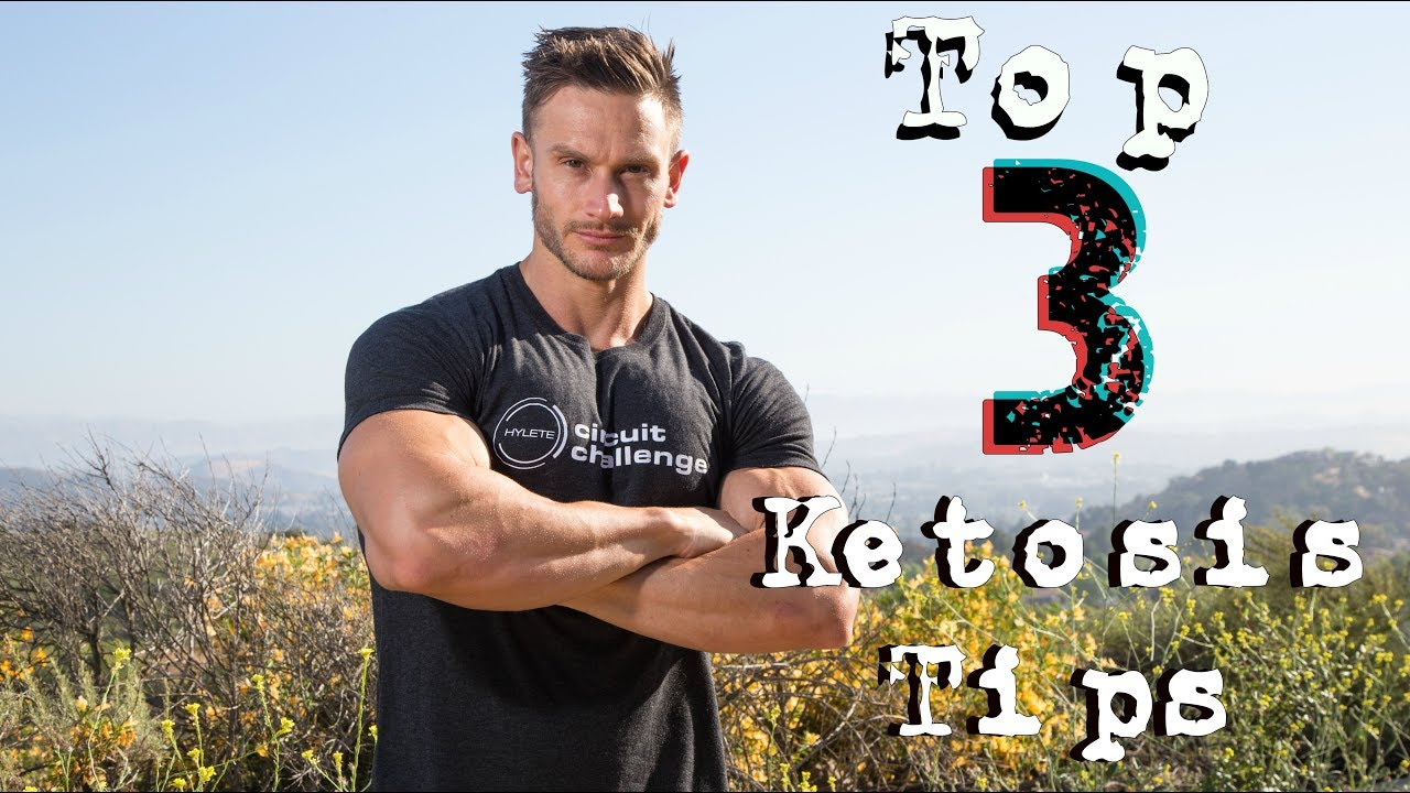 Ketogenic Diet: Top 3 Ketosis Tips for Results: Thomas DeLauer - YouTube