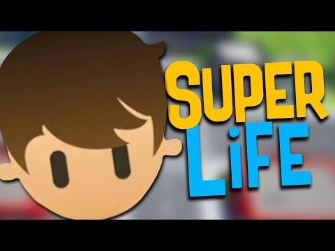 Stick RPG WITHOUT The Sticks? (Super Life)