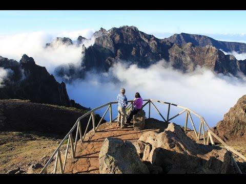 GoPro HD: Madeira island inspiring travel : movie