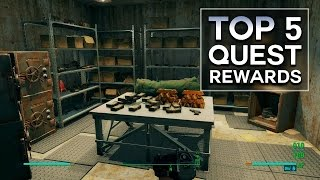 Fallout 4 - Top 5 Quest Rewards