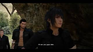 Final Fantasy XV part 3/15 (NO VOICE COMMENTARY)