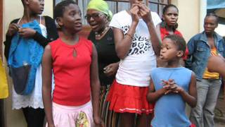 SithiShwele and the children of Agape