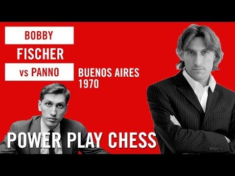 Bobby Fischer v Oscar Panno, Buenos Aires 1970