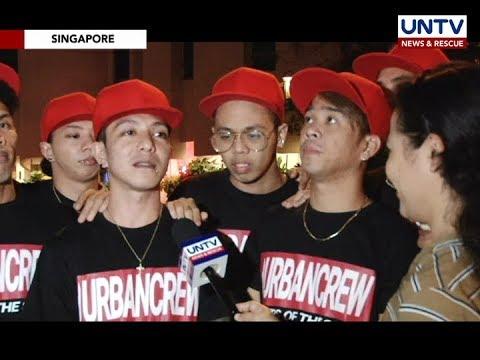 3 Filipino acts, pasok sa grand finals ng Asia's Got Talent 2