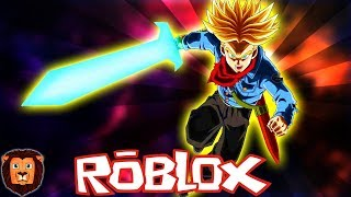 I GET THE MOST POWERFUL SPACE OF TRUNKS ROBLOX DRAGON BALL Z FINAL STAND ROBLOX #9 LEON PICARON